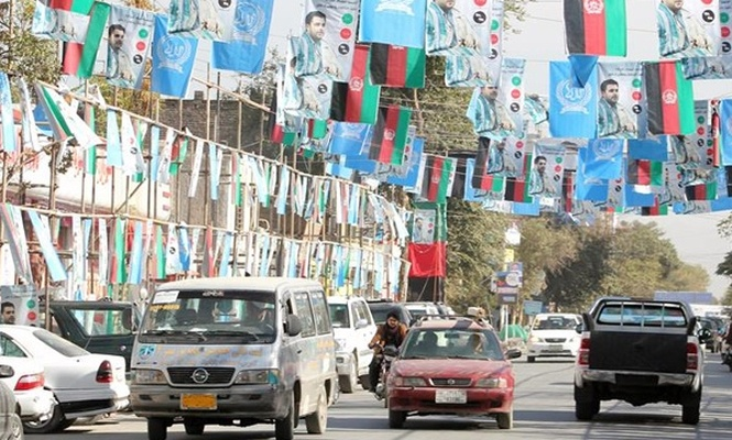 Afganistan seçimlere hazır