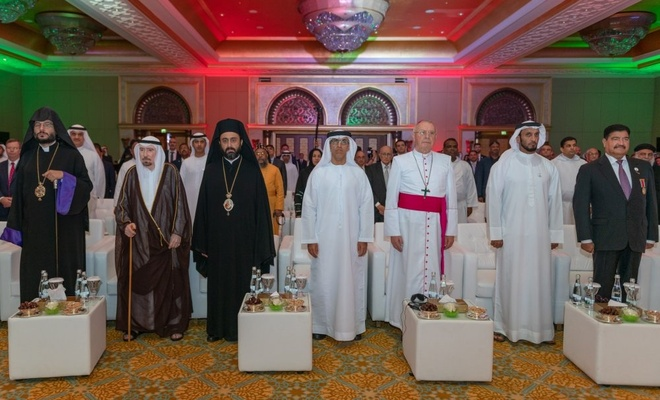 Abu Dabi'deki gayrimüslim ibadet yerlerine lisans verildi