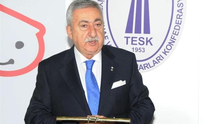 TESK Başkanı Palandöken: Doğalgaz zammına değil indirimine ihtiyaç var!
