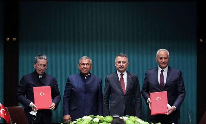 TATNEFT'ten Türkiye'ye yatırım kararı