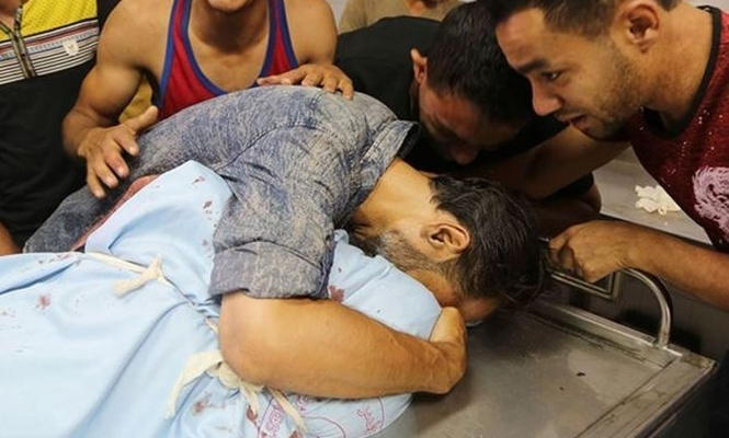 Two Palestinian Muslims martyred