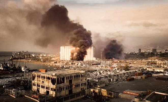 Beyrut'taki patlamada hayatını kaybeden Türkiyeli sayısı 6'ya yükseldi