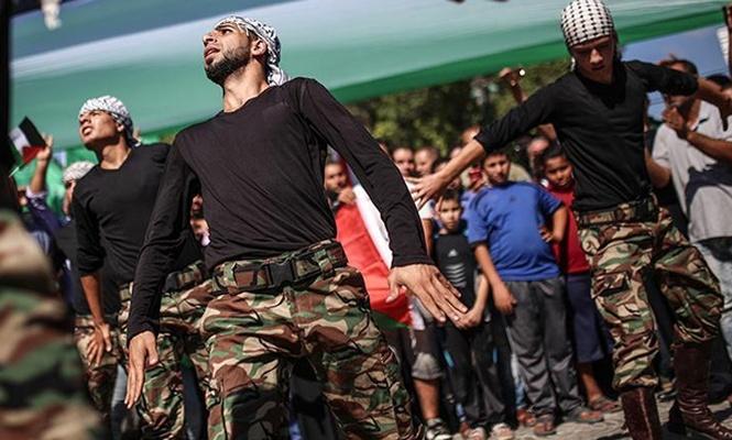 Gazze`de askerlik işlemleri başlatılıyor