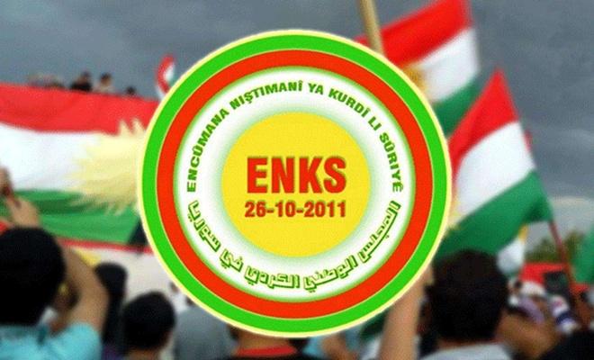 ENKS li Kurdistana Rojava biryara xwepêşanan da
