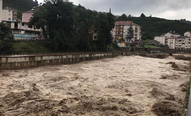Yağmur 10 milyon liralık zarar verdi
