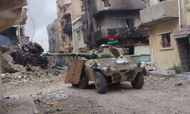 Libya`da büyük güçler çözüm değil çözümsüzlük üretiyor