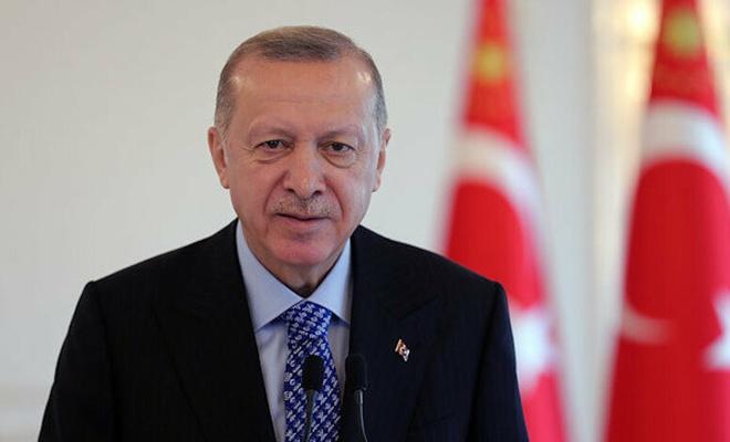 Erdoğan: Sanatçı olmayı istemiştim Mevla bize siyaseti çizdi