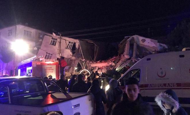Depremde hayatını kaybedenlerin sayısı daha da yükseliyor