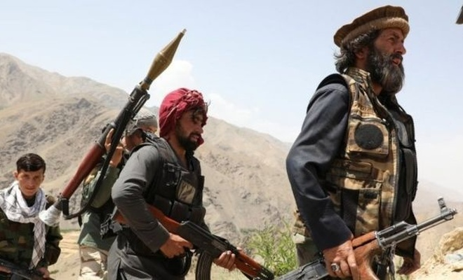 O saldırıyı Taliban üstlendi!