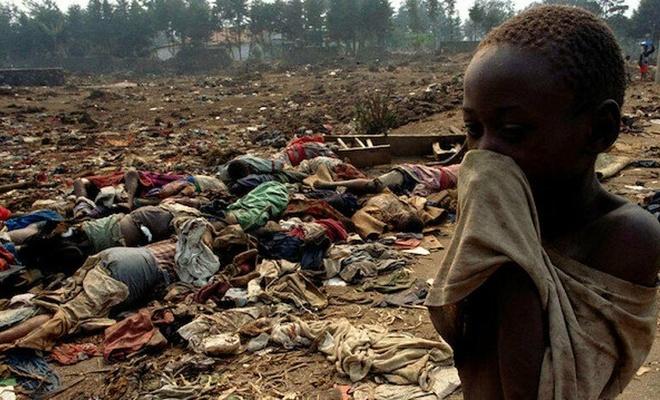 Fransa Ruanda'da soykırıma imkan tanıdı