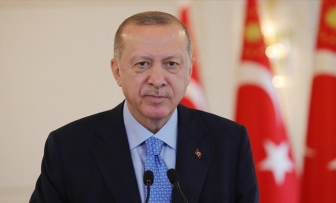 Cumhurbaşkanı Erdoğan:  İmtiyaz değil haktır!