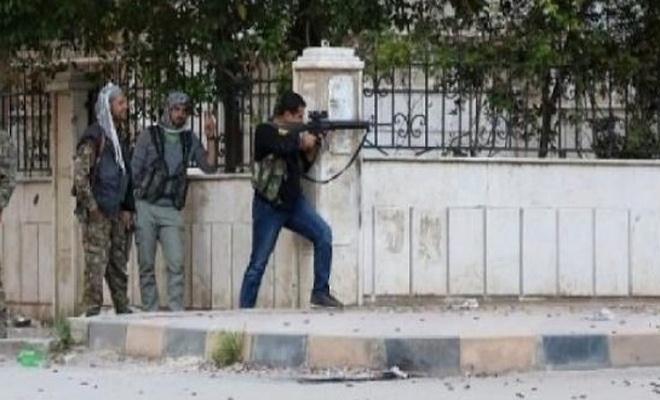 Haseke'deki ateşkes, sadece bir kaç saat sürdü