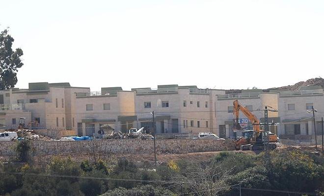 İşgal çetesinden yeni bir Yahudi yerleşim projesi daha!