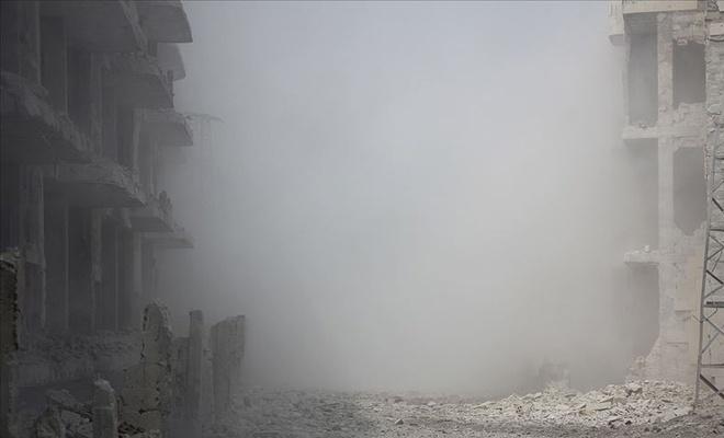 İdlib'e saldırı: 12 ölü