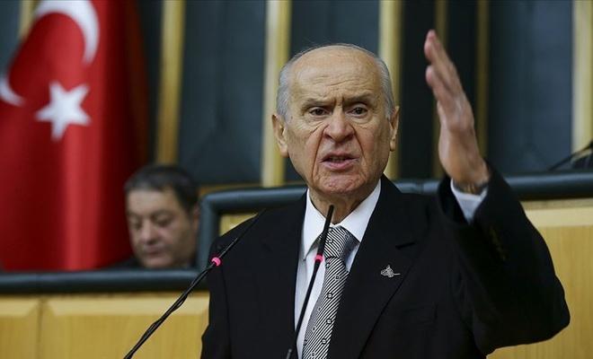 MHP lideri Bahçeli'den 'Ayasofya' açıklaması