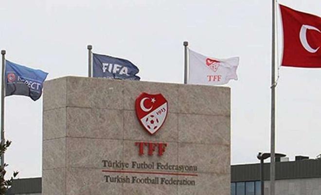 TFF Bölgesel Amatör Lig'inin ertelendiğini açıkladı
