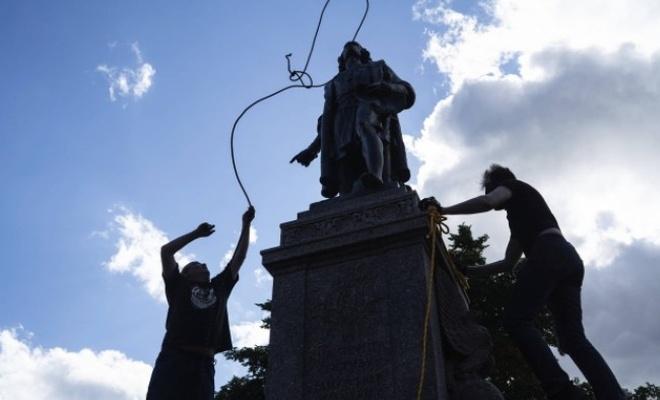 Amerika'da heykel dönemi kapanmak üzere