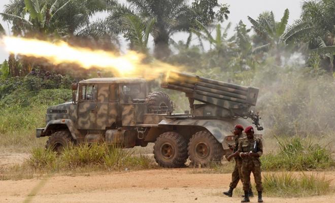 Demokratik Kongo'da savaşın ayak sesleri!