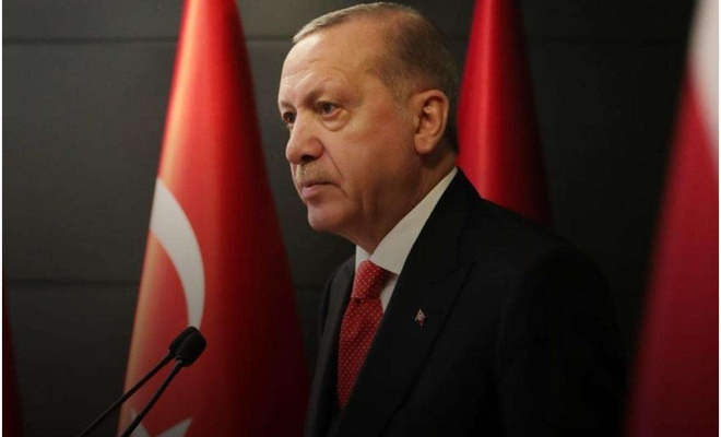 """Erdoğan: """"27 Mayıs darbe dönemi Türkiye tarihinde kara bir leke olarak yer almıştır"""""""