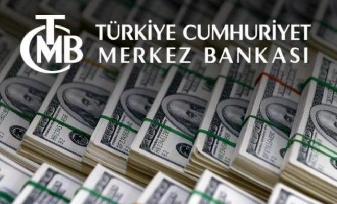 Merkez Bankası rezervlerinde azalma
