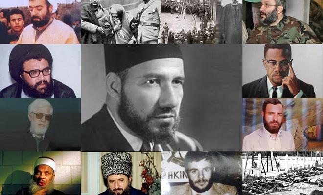 Tarihe damgasını vuran birçok İslami şahsiyet Şubat ayında şehid oldu