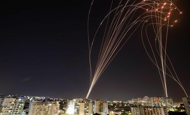 Siyonist rejimin sözde savaş bakanlığı: 'Durmaksızın füze atıyorlar'