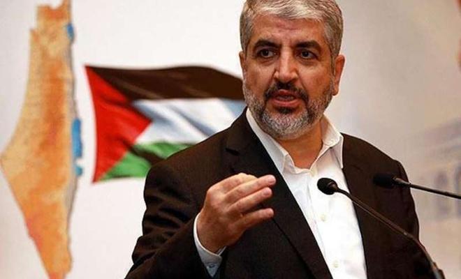 Halid Meşal: Kudüs Kılıcı Savaşı direnişin her geçen gün daha da güçlendiğini gösterdi