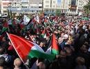 Filistinliler Harem-i İbrahim'e akın etti