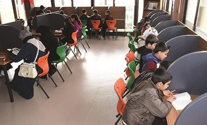 Gaziantep'te Millet Kıraathanelerine yoğun ilgi var