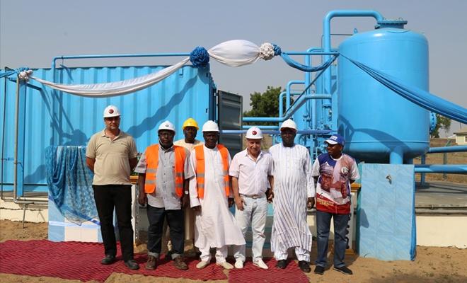 200 bin Nijeryalı temiz suya kavuştu