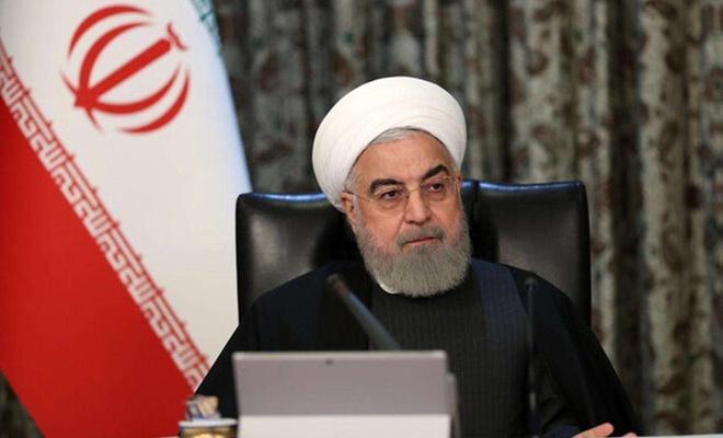 Ruhani, silah ambargosunun kaldırılmasını değerlendirdi