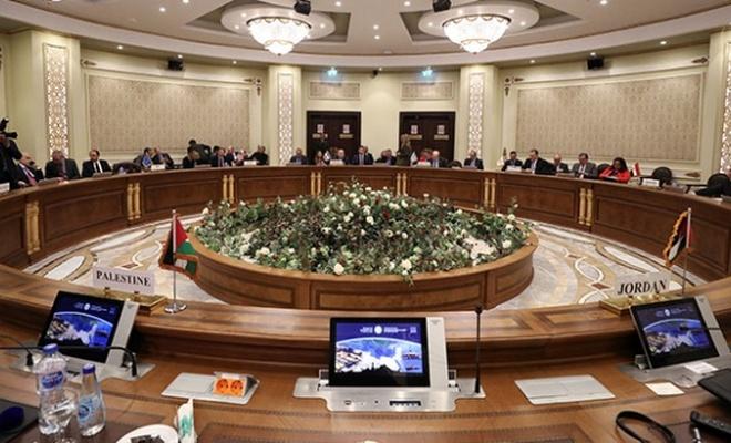 İşgal rejiminden Doğu Akdeniz Gaz Forumu'na BAE'nin de katılması teklifi