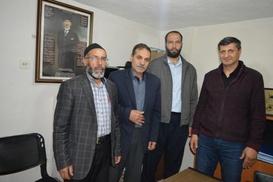 HÜDA PAR milletvekili adayı Gül`den basın ziyareti