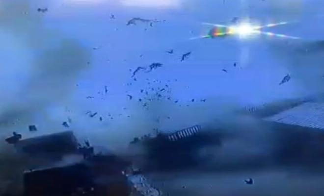 Çobanbey'de 2 bombalı saldırı: 3 ölü, 7 yaralı