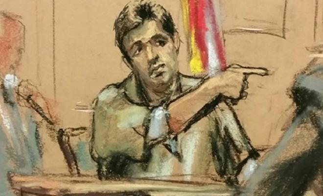 Rıza Sarraf`tan rüşvet alan görevliye 3 yıl hapis