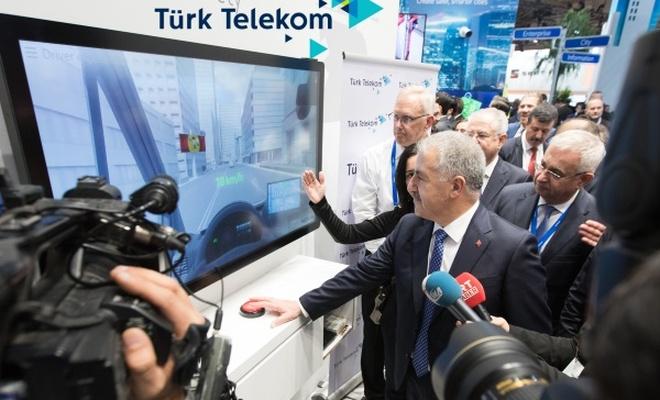 5G`yi önce Türk Telekom denedi