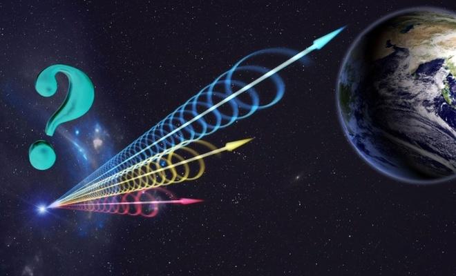 Uzayın derinliklerinde esrarengiz radyo sinyali tespit edildi
