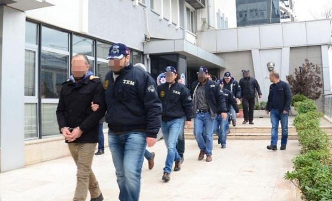 HDP binasına operasyon: 22 gözaltı