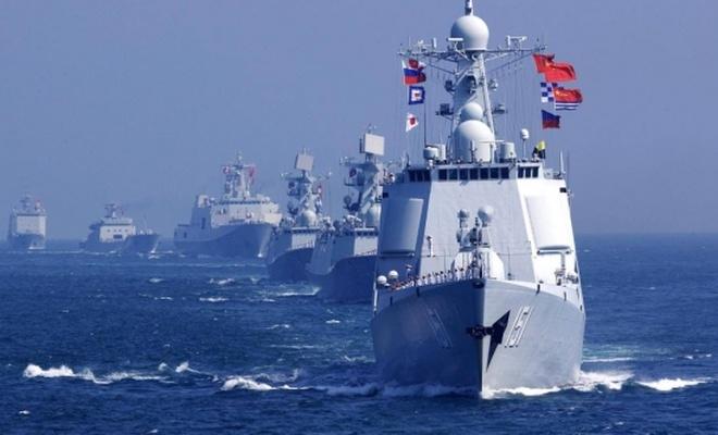 'Çin donanması Alaska açıklarında seyretti' iddiası