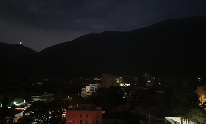Venezuela'da ülke çapında elektrik kesintisi