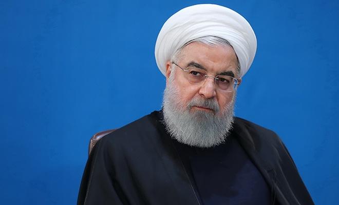 Hasan Ruhani ABD'nin müzakere talebine cevap verdi