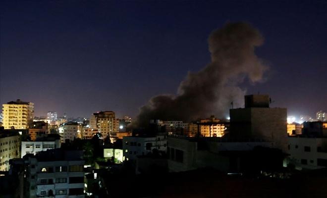 """Terörist abd: """"israil'in yanındayız!"""""""