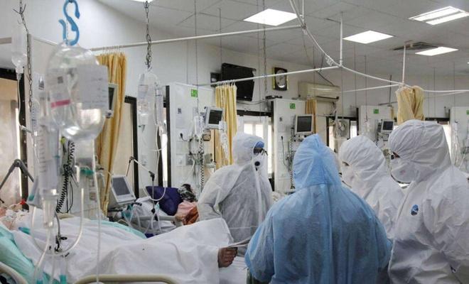 İran'da koronadan ölümler hız kesmiyor