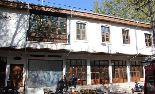 Tarihi Tuz Hanı butik otel kafe ve restoran olarak hizmet verecek