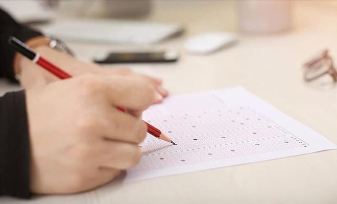 Diyanet İşleri Başkanlığı Seviye Tespit Sınavı'na 37 bin aday girecek