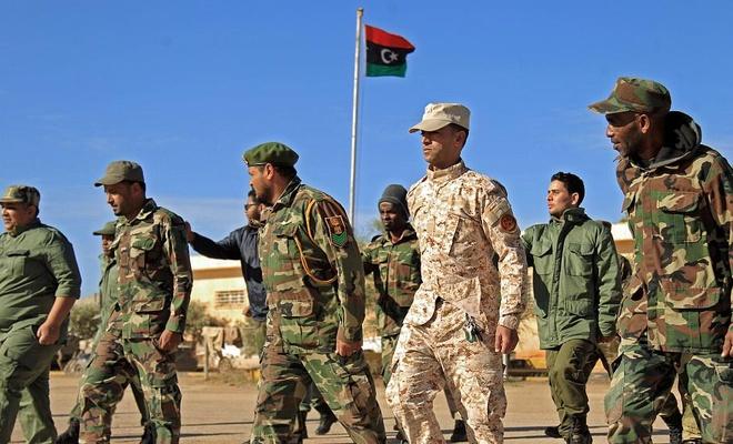 Libya'da üst düzey komutanlar için yeni karar