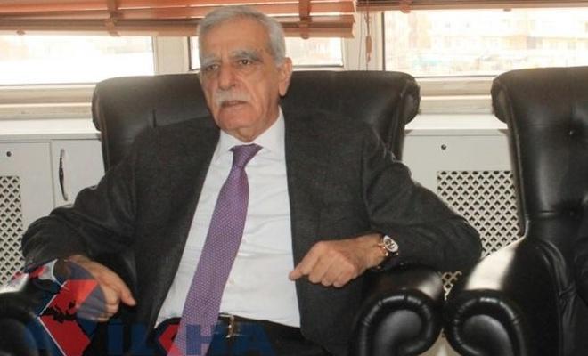 Ahmet Turk arrested