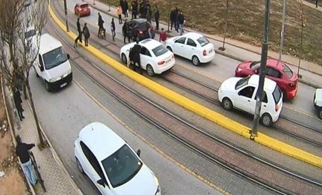 Trafikte hamile kadın ve eşini darbeden sanığın cezası belli oldu