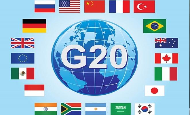 G-20'nin ekonomide sorumlu Bakan ve Başkanları toplandı