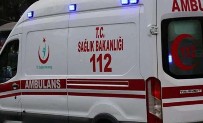 Bursa'da yolcu otobüsü devrildi